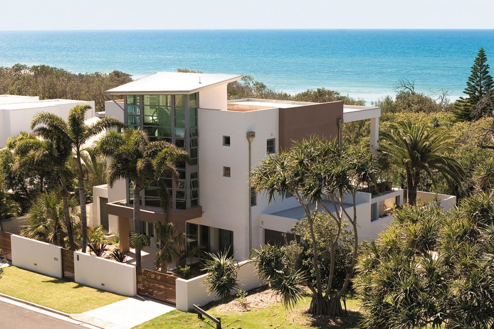 Peregian beach east coast building design for Beach houses on the east coast