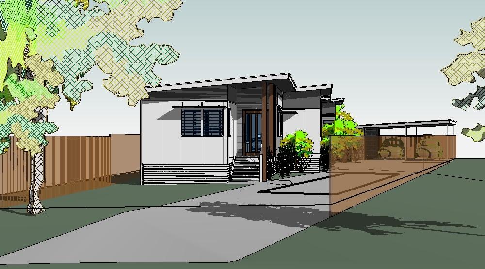 Revit 3D Image Gallery - East Coast Building Design