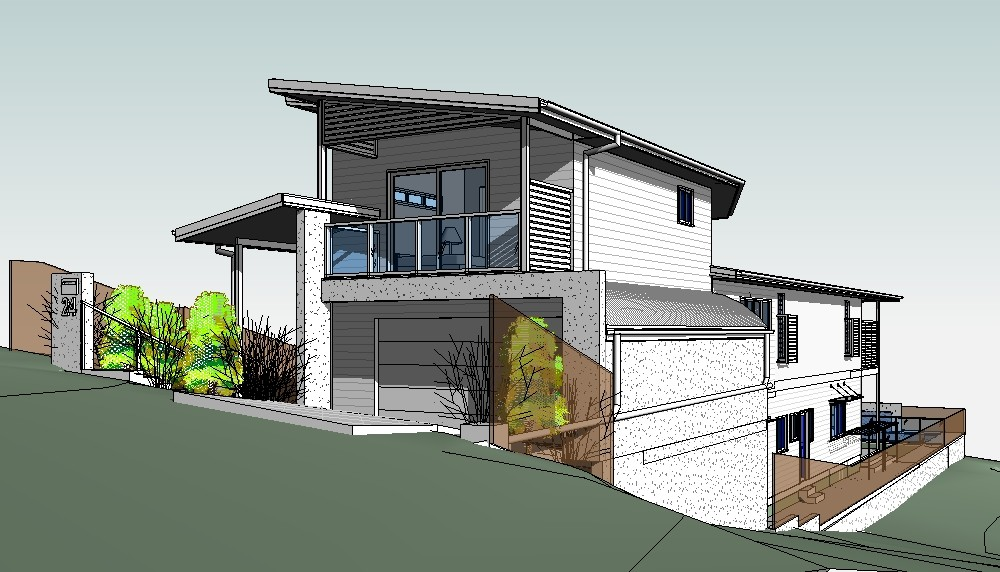 Revit 3d Image Gallery East Coast Building Design