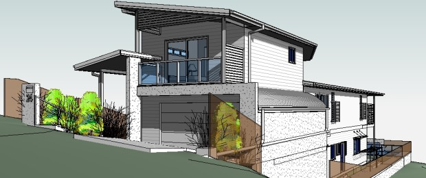 Revit 3D Image Gallery - East Coast Building Design